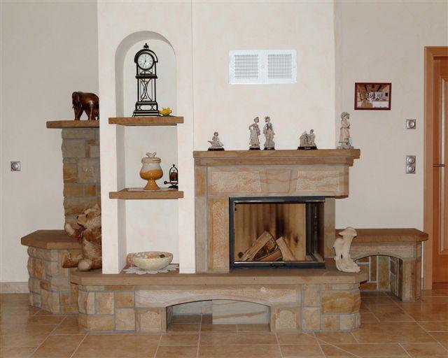 naturstein f r kamin und kamin fen. Black Bedroom Furniture Sets. Home Design Ideas
